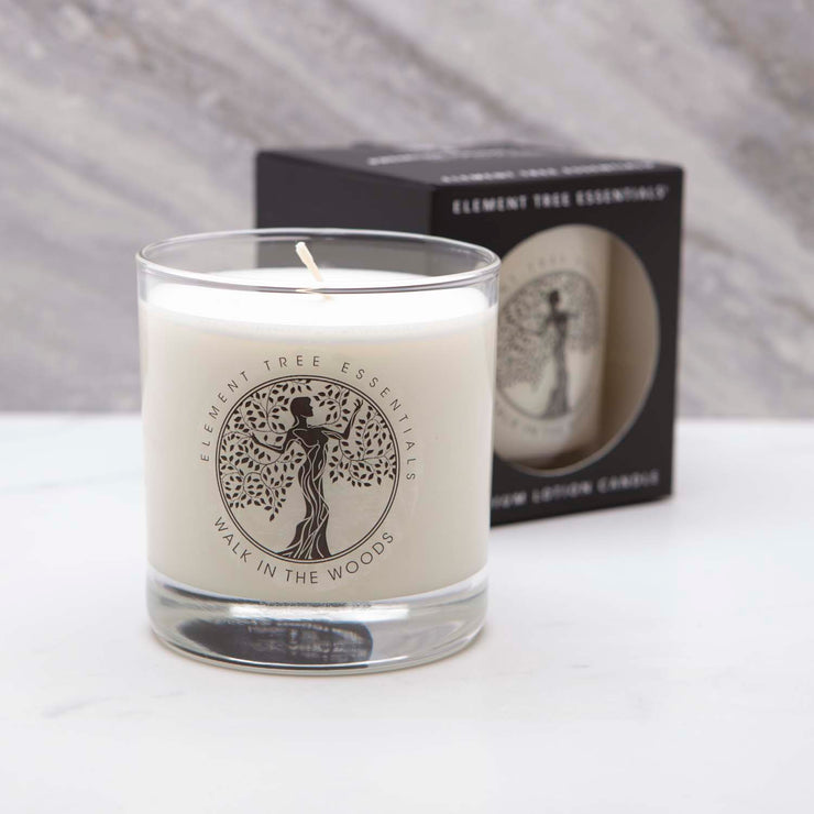 Walk In The Woods Lotion Candle
