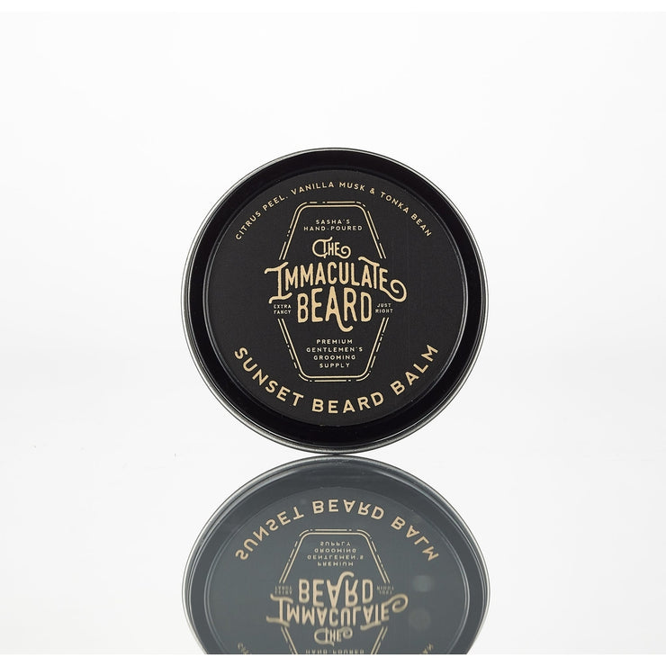 Beard Balm 1.75 oz - Scent Bright - Immaculate Beard