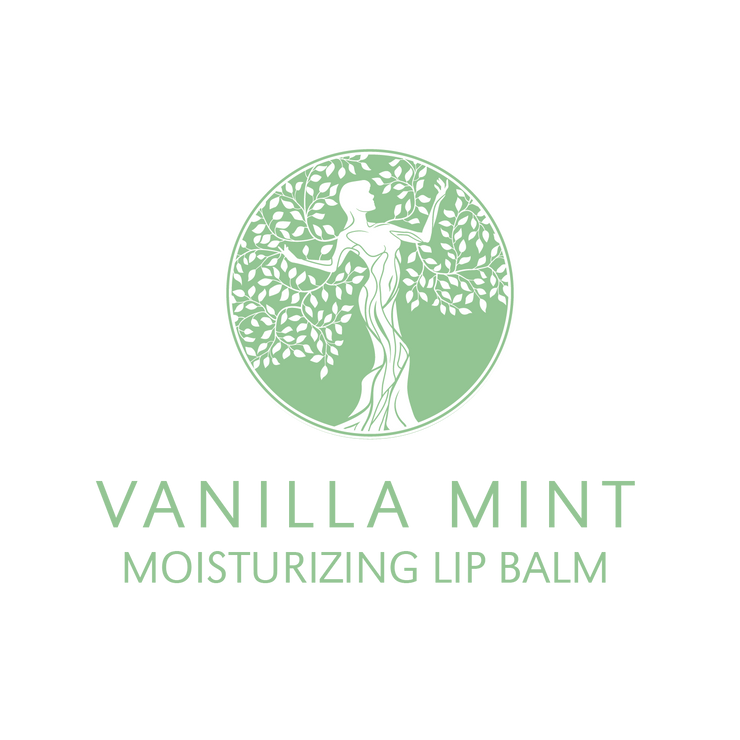 Vanilla Mint Flavored Lip Balm