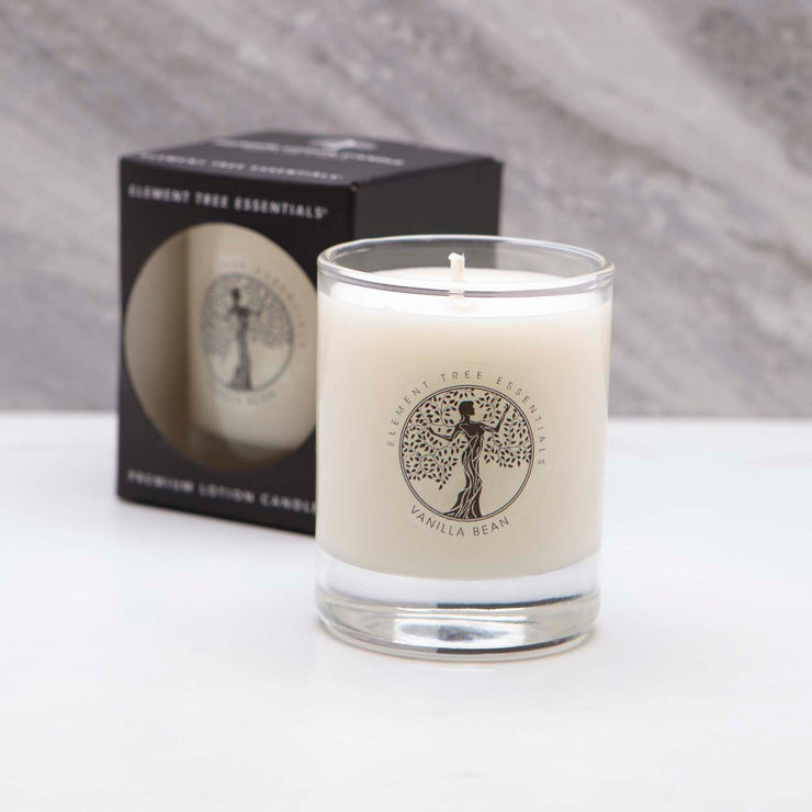 3 oz Vanilla Bean Votive Lotion Candle