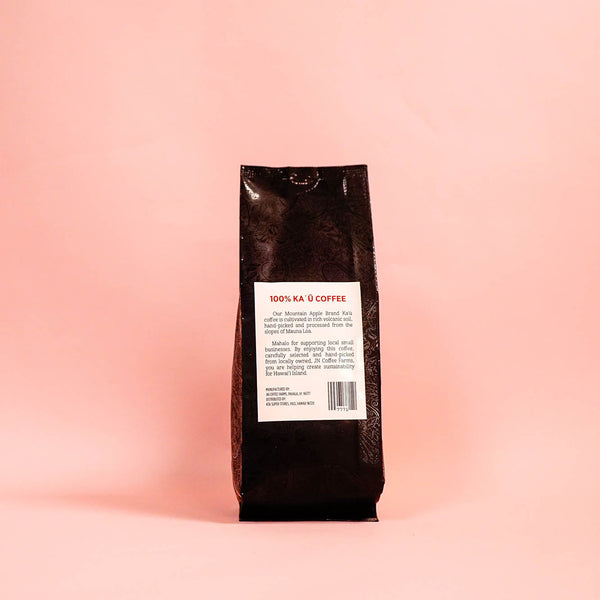 Mountain Apple Brand Gourmet Coffee - 100% Ka'u Dark Roast