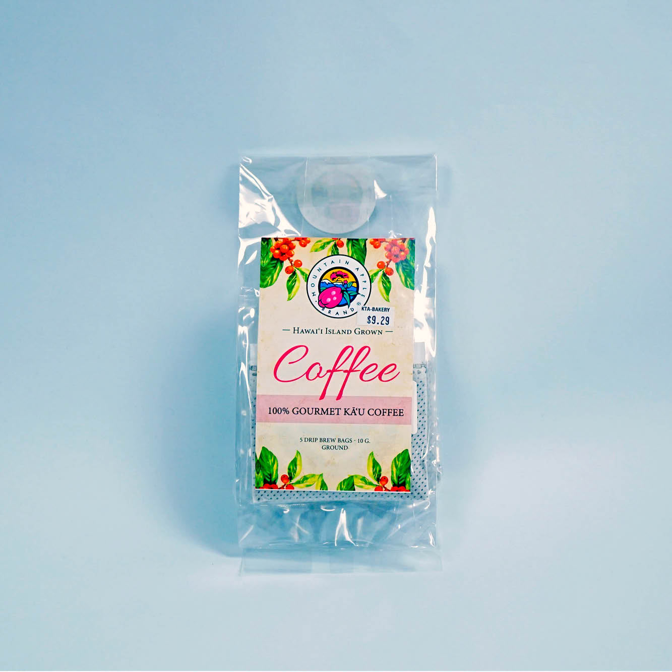 Mountain Apple Brand Gourmet Coffee - Drip Brew Bags