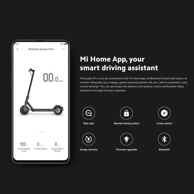 Xiaomi M365 Pro 2 Electric Scooter 2020 New Model