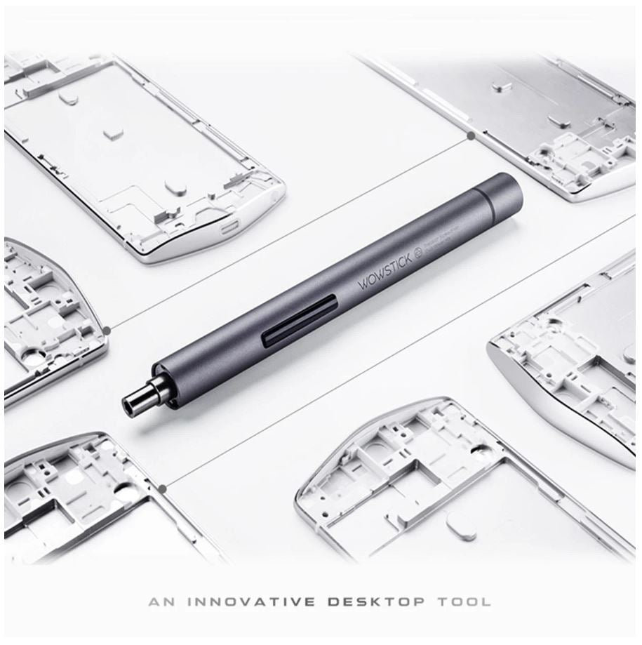 Xiaomi Wowstick 1F+ 69 in 1 Electric Cordless Screwdriver LED USB Charge Lithium-ion Repair Tool