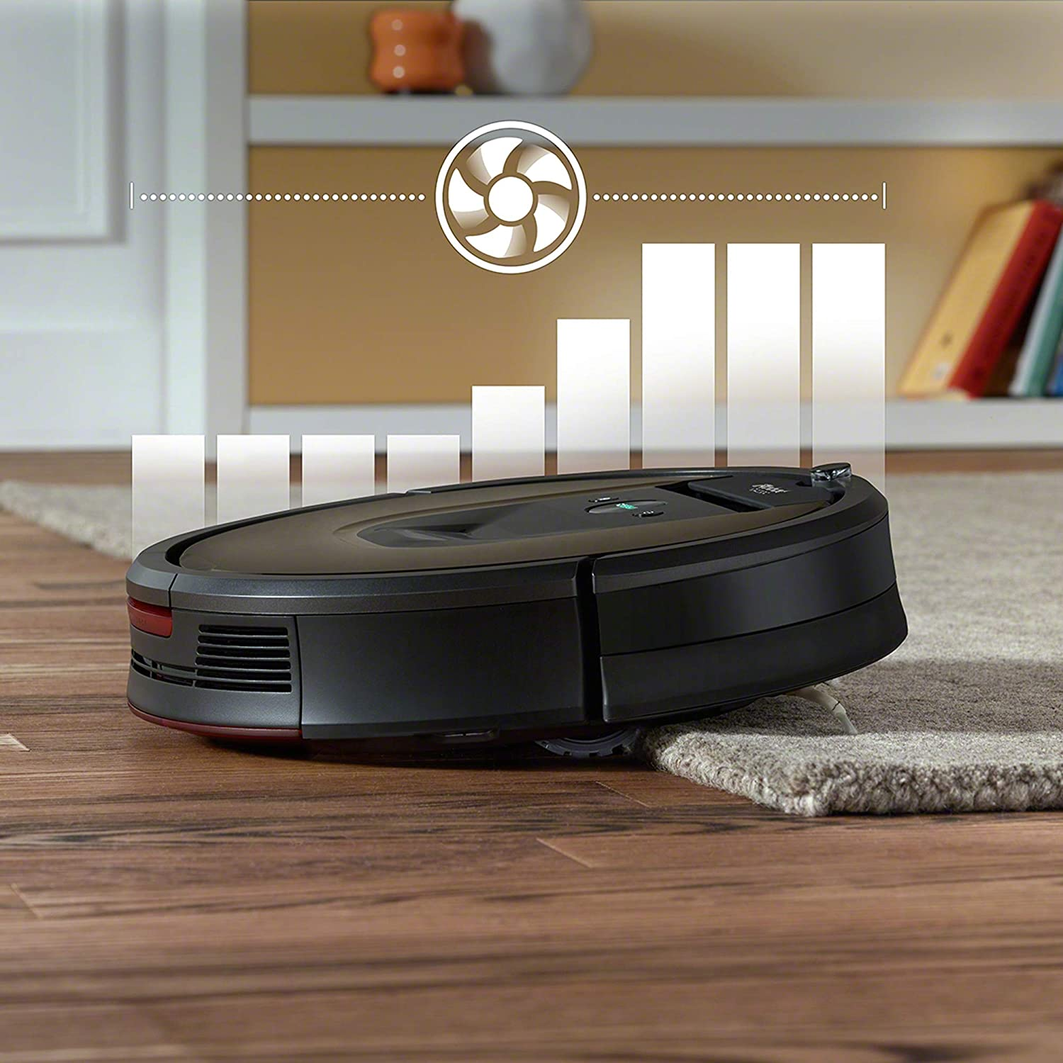 iRobot Roomba 980 Robot Vacuum Cleaner Black Next Day UPS Delivery