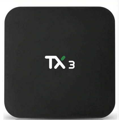 TX3-H TV box 4GB+ 64 GB Android 9.0 Europe Version