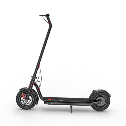 SUOTU R3 Foldable Electric Scooter 40KM Range Scooter with 10' Tires Black