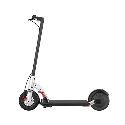 SUOTU R4 Foldable Electric Scooter 30km Range Top Speed 35 km/h with 8.5' Tires Black