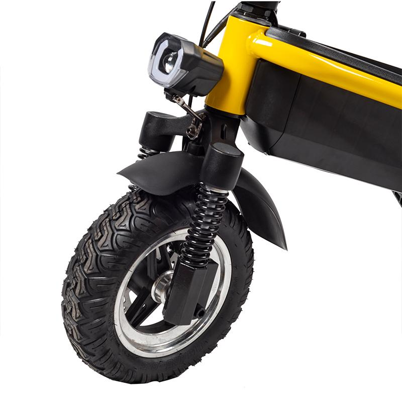 "SUOTU R6 Foldable Electric Scooter Range 45km Top Speed 45km/h 500W 11"" Tires"