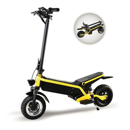 SUOTU R6 Foldable Electric Scooter Range 45km Top Speed 45km/h 500W 11