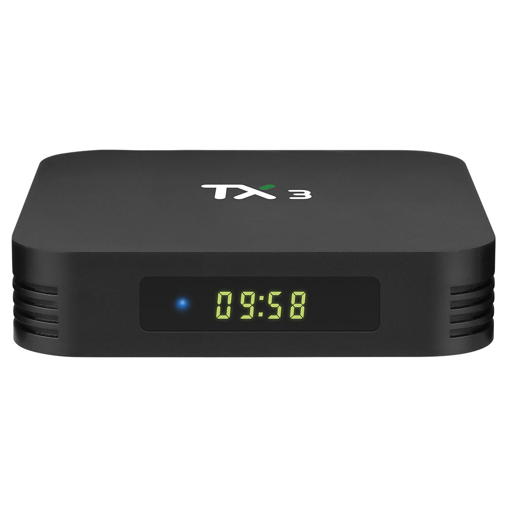 TX3-H TV box 4GB + 64 GB Android 9.0 Europe Version