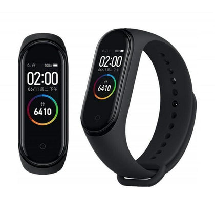 Xiaomi Mi Band 4 Smart EU version ➕ free twee gratis bandjes - Aligo