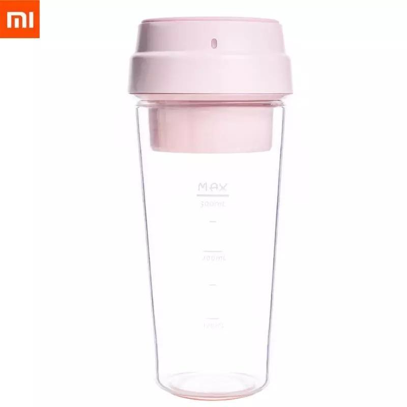 XIAOMI MIJIA 17PIN Star Fruit Cup Small Portable Blender Juicer mixer