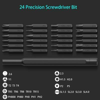 Xiaomi Mijia Wiha Screw Kit 24 in 1 Screwdriver Set Kit Aluminum
