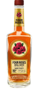 Four Roses '50Th Anniversary Al Young Limited Edition Small Batch Barrel Strength Kentucky Strait Bourbon Whiskey 750ml