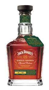 Jack Daniels Single Barrel Proof Rye Limited Edition 2020 Proof 750 ml