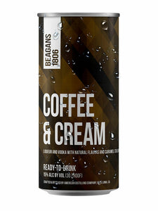 Beagans 1806 Coffee & Cream 200ml 4-Pack