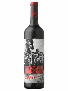The Walking Dead Blood Red Blend 2016