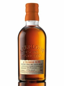 Aberlour A'bunadh Alba Scotch Whiskey 750ml
