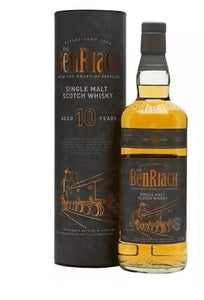 Benriach Single Malt Whiskey 10yr 750ml