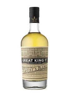 Compass Box Great King Street Artist's Blend 750ml