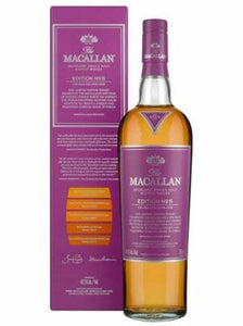 The Macallan Edition No.5 Scotch Whiskey 750ml