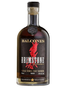 Balcones Brimstone Texas Scrub Oak Smoked 750ml