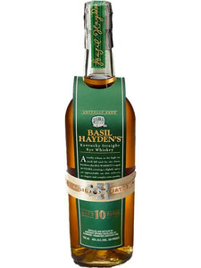 Basil Hayden's 10 Year Old Rye Whiskey 750ml