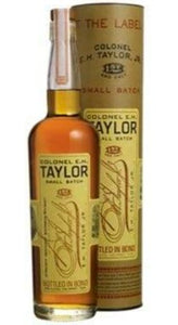Colonel E.H. Taylor Small Batch Bourbon Whiskey 750ml