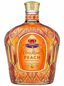 Crown Royal Peach Canadian Whisky 750ml