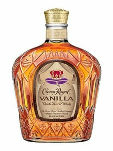 Crown Royal Vanilla Canadian Whisky 750ml