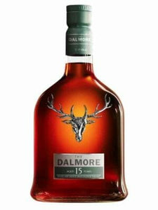 The Dalmore 15 Year Scotch Whiskey 750ml
