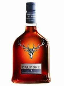 The Dalmore 18 Year Scotch Whiskey 750ml