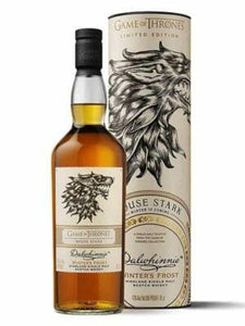 Dalwhinnie Winter's Frost Game Of Thrones House Stark 750ml