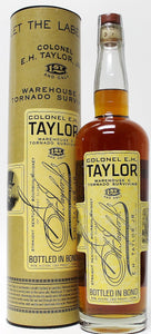 Colonel E.H. Taylor Warehouse C Tornado Surviving Kentucky Bourbon Whiskey 750ml