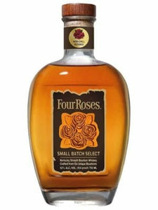 Four Roses Small Batch Select Bourbon Whiskey 750ml