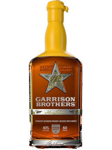 Garrison Brothers HoneyDew Bourbon Whiskey 2020 750ml