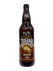 Julian Hard Cider Apple Pie 22oz