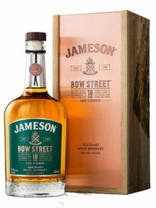 Jameson Bow Street 18 Year Irish Whiskey 750ml