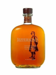 Jefferson's Very Small Batch Bourbon Whiskey 750ml