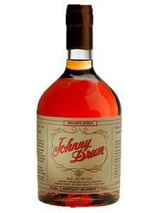 Johnny Drum Private Stock Bourbon Whiskey 750ml