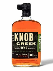 Knob Creek Straight Rye Whiskey 750ml