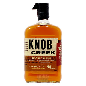 Knob Creek Smoked Maple Bourbon 750ml