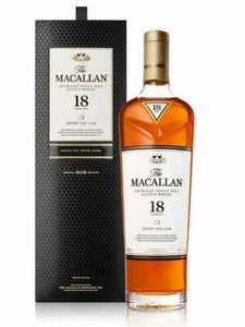 The Macallan 18 Year Sherry Oak Scotch 750ml