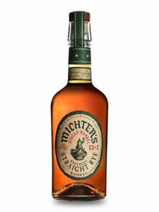 Michter's Straight Rye Whiskey 750ml