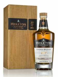 Midleton Very Rare Vintage Release Whiskey 2017 750ml