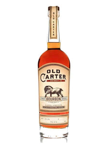Old Carter Straight Bourbon Whiskey Batch #5 750ml