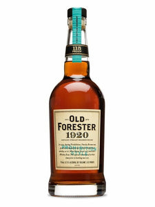 Old Forester 1920 Prohibition Style Bourbon Whiskey 750ml