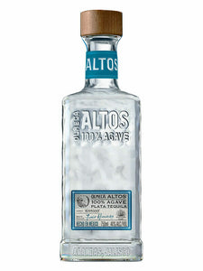 Olmeca Altos Tequila Mexico Plata 750ml