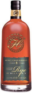 Parker's Heritage Collection 2019 13th Edition Heavy Char Rye Whiskey 750ml